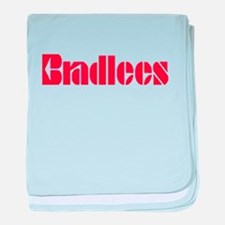 Remembering Bradlees baby blanket