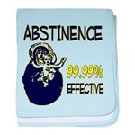 Abstinence: 99.99% Effective baby blanket