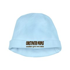 Constipated People baby hat