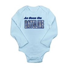 As Seen on Dateline Baby Outfits