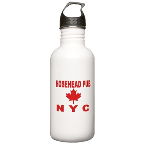 Hosehead Pub Stainless Water Bottle 1.0L