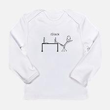 iSlack Long Sleeve Infant T-Shirt
