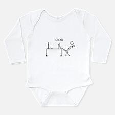 iSlack Long Sleeve Infant Bodysuit