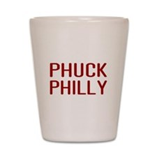 Phuck Philly 2 Shot Glass