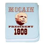 McCAIN (19) 08!!!! baby blanket