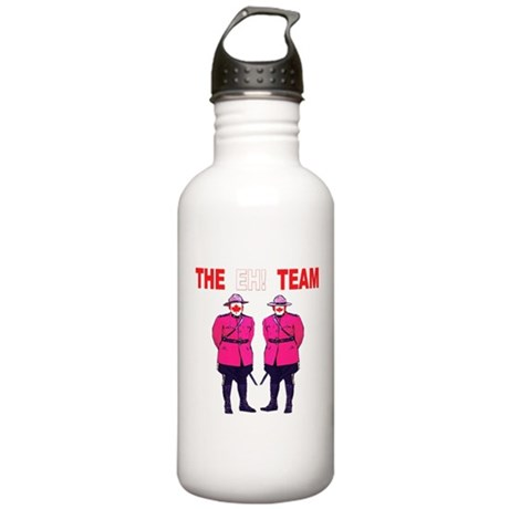 The Eh! Team Stainless Water Bottle 1.0L