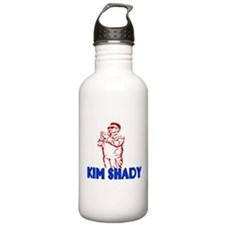 The Real Kim Shady Water Bottle