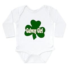 Galway Girl Long Sleeve Infant Bodysuit