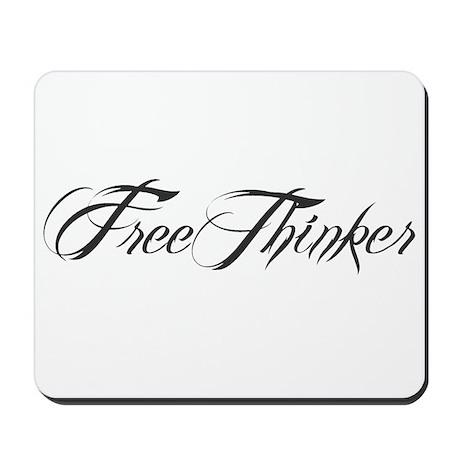 Freethinker Mousepad