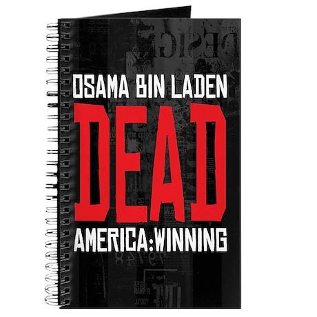 Osama Dead Journal