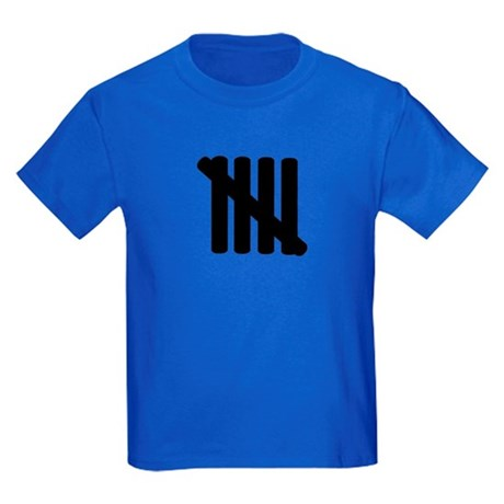 5th birthday Kids Dark T-Shirt