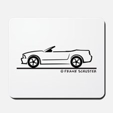 New Ford Mustang Convertible Mousepad