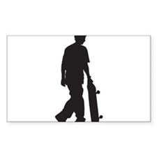 Cute Skateboard Decal