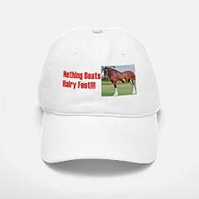 Heavy Horse Hairy Feet Baseball Baseball Cap