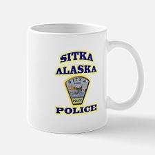 Sitka Police Department Mug