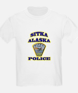 Sitka Police Department T-Shirt