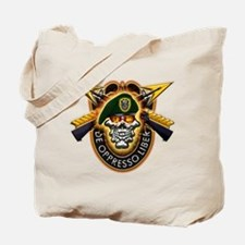 US Army Special Forces Tote Bag