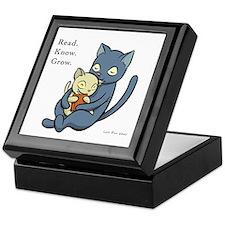 Cat & Kitten Keepsake Box