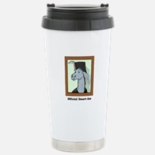 Official Smart Ass Stainless Steel Travel Mug