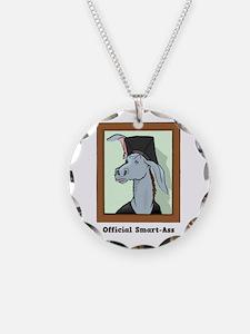 Official Smart Ass Necklace