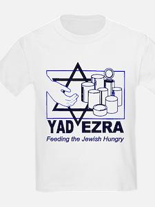 Yad Ezra - Kosher Food Pantry Kids T-Shirt