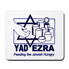 Yad Ezra - Kosher Food Pantry Mousepad