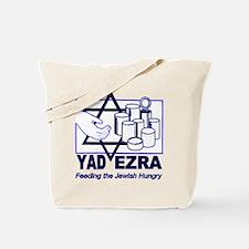Yad Ezra - Kosher Food Pantry Tote Bag