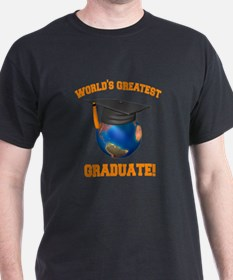 World's Greatest Graduate T-Shirt