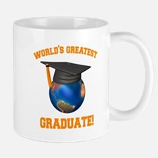 World's Greatest Graduate Mug