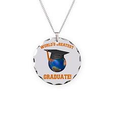 World's Greatest Graduate Necklace