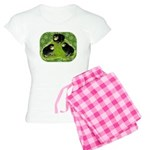 Baby Chicks in the Garden Women's Light Pajamas
