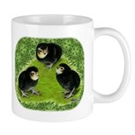 Baby Chicks in the Garden Mug