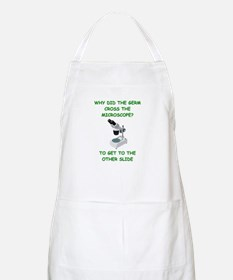 biology joke Apron
