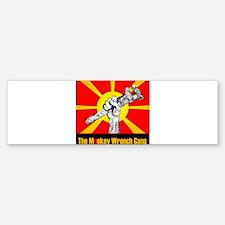 The Monkey Wrench Gang Bumper Bumper Sticker