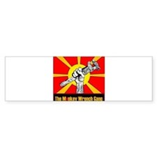 The Monkey Wrench Gang Bumper Sticker