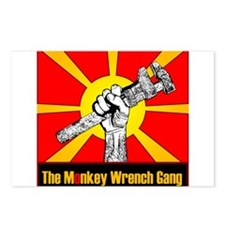 The Monkey Wrench Gang Postcards (Package of 8)