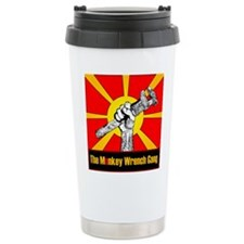 The Monkey Wrench Gang Travel Mug