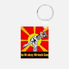 The Monkey Wrench Gang Keychains
