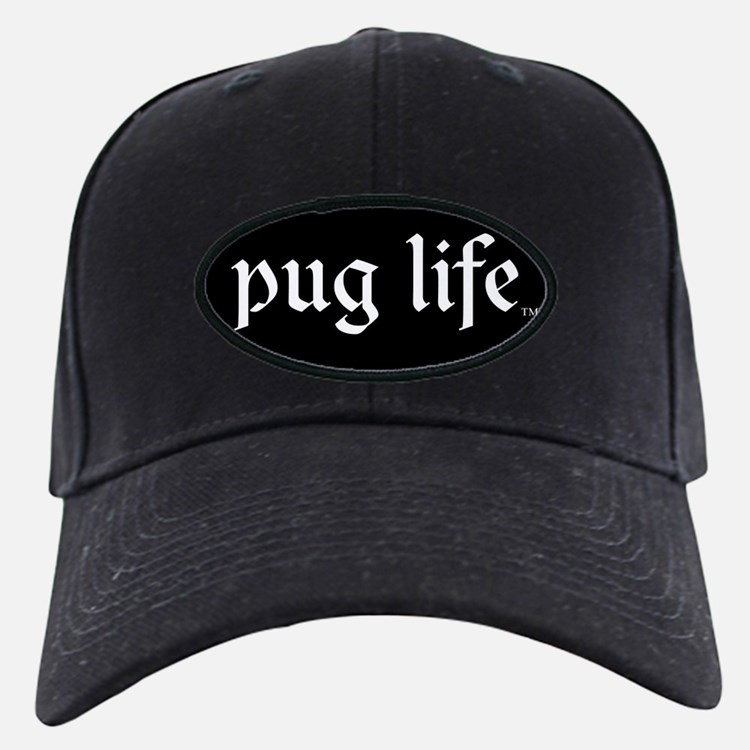 Pug Life Basic Baseball Hat