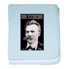 Nietzsche baby blanket