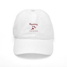 Running Cheaper Than Therapy! Baseball Cap
