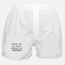 Kill Switch Boxer Shorts