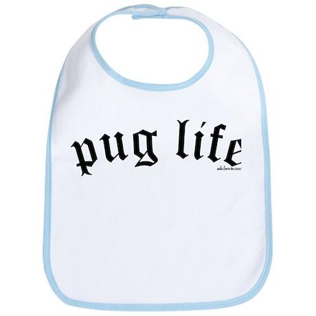 Original Pug Life Bib