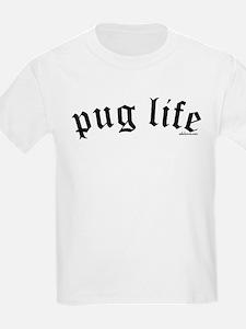Original Pug Life Kids T-Shirt