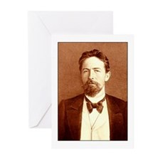 Anton Chekhov Greeting Cards (Pk of 20)