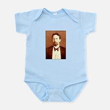 Anton Chekhov Infant Bodysuit