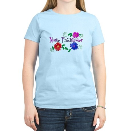 Nurse Practitioner III Women's Light T-Shirt