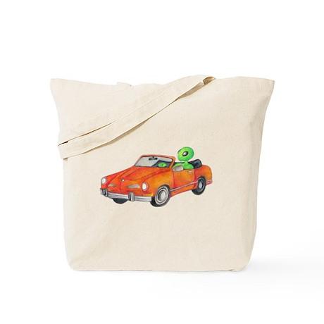 Volkswagen Karmann Ghian Tote Bag