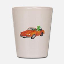 Volkswagen Karmann Ghian Shot Glass