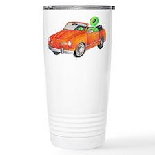Volkswagen Karmann Ghian Travel Mug